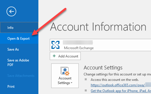 How to Export Your Emails from Microsoft Outlook to CSV or PST