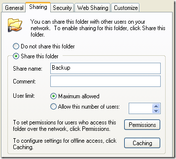 advanced share permissions