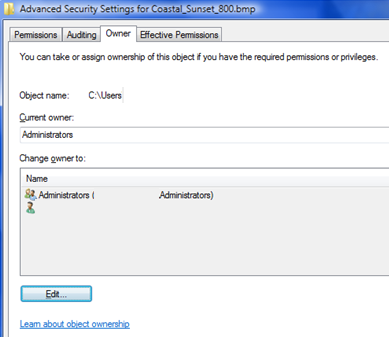 """Fix """"You need permission to perform this action"""" Error"""