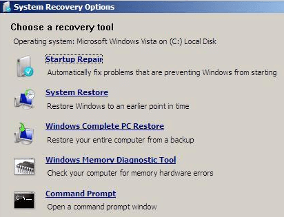 How to Fix MBR in Windows XP and Vista
