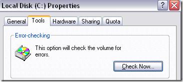 hard drive testing tools