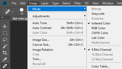 How to Reduce the Size on an Image File