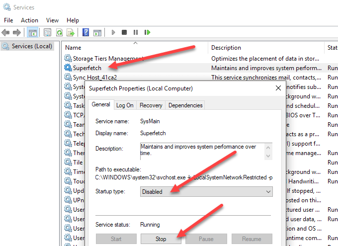 What is Windows Prefetch and Superfetch?