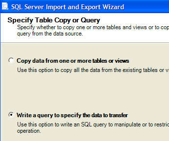 Export SQL Data to Excel with Column Headers