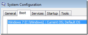 delete windows 7 boot