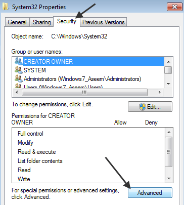 Windows 7/8/10 – How to Delete Files Protected by