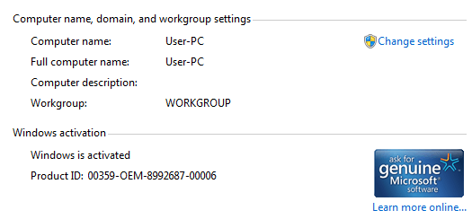 this copy of windows office is not activated