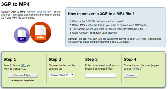 How to Play 3GP 3G2 Files in Windows Media Player