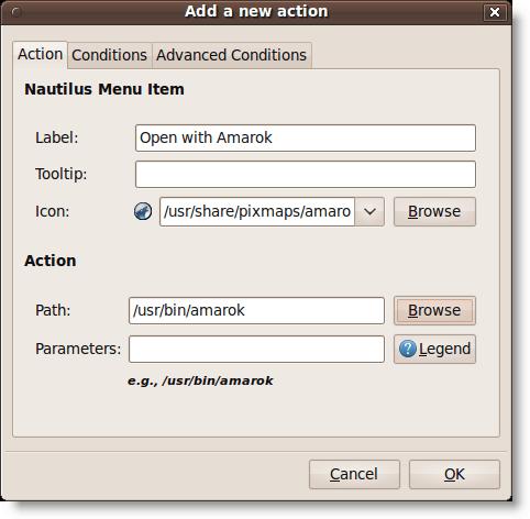 Add Shortcuts to the Right-Click Context Menu in Ubuntu