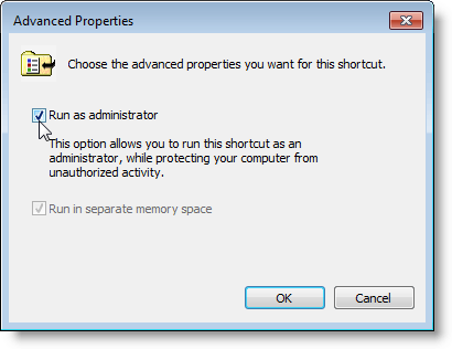 Advanced Properties of the cmd shortcut
