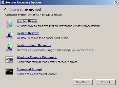 safe mode windows 7 dell
