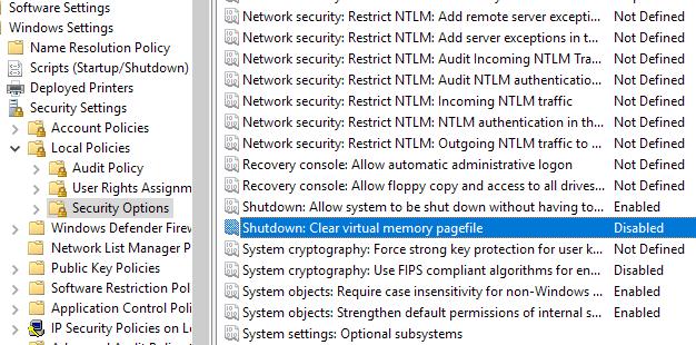 Troubleshoot Windows Hanging During Shutdown