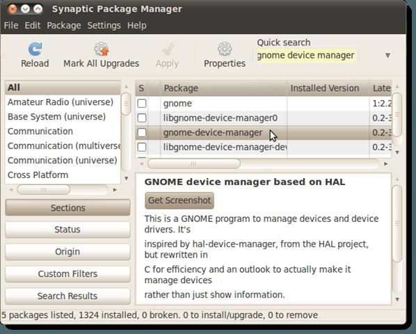 Easily View Hardware Information in Ubuntu 10 04