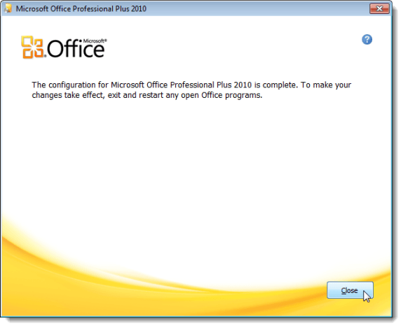 How to Repair Any Version of Microsoft Office