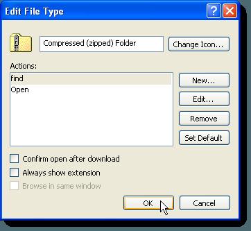 Edit File Type dialog box