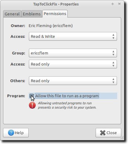 Run Script As Program