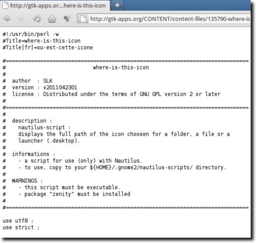 Script Downloads in Browser Window