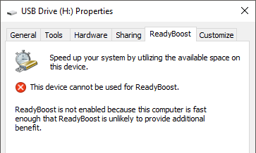 Should You Use ReadyBoost on Your PC?