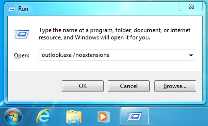 "Fix ""Cannot Start Microsoft Office Outlook"" Error"