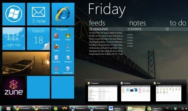 Top 10 Differences between Windows 7 and Windows 8/10
