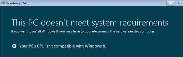 cpu windows 8