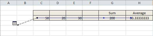 trace dependents sheet