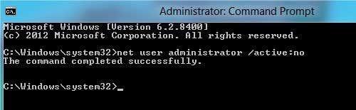 administrator uac