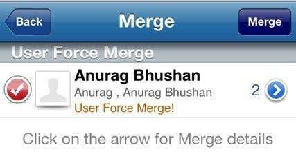 force merge