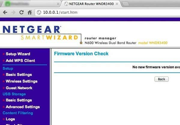netgear smart wizard