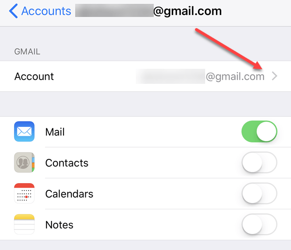 Will Deleting an Email on the iPhone/iPad Delete it on the Server?