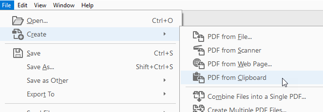 Can't Copy Text from a PDF File?