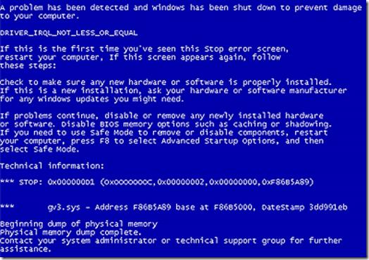 Blue Screen of Death BSOD Restarts Too Fast in Windows?
