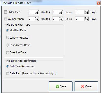 Automatically Move, Delete, or Copy Files in Windows