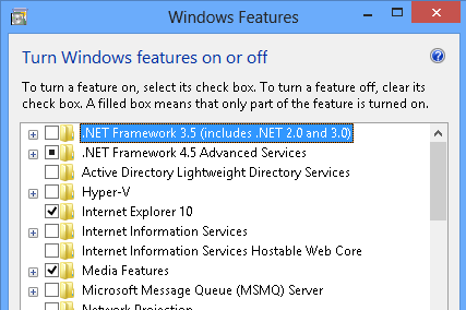 net framework 3.5 download windows 8 32 bit