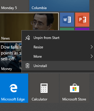 Fix Windows 8/10 Live Tiles Not Updating