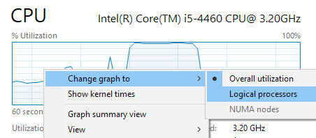 Determine the Number of Cores in Your CPU
