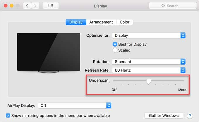 Fix Resolution When Using Your Hdtv As A Monitor