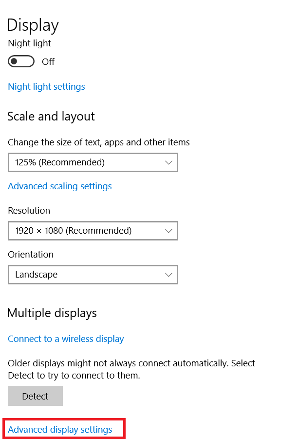 How to Improve Windows 10 Display Quality