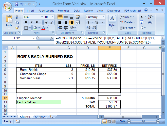 Why You Should Be Using Named Ranges in Excel