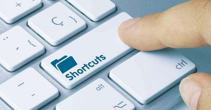 Create Custom Keyboard Shortcuts for Anything in Windows 10