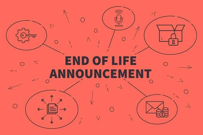 microsoft office home and business 2010 end of life