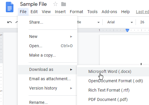 How to Convert an ODT File to Word the Easy Way