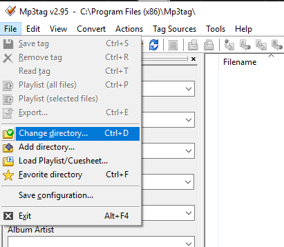 How To Batch Rename All Of Your MP3 Metadata Files