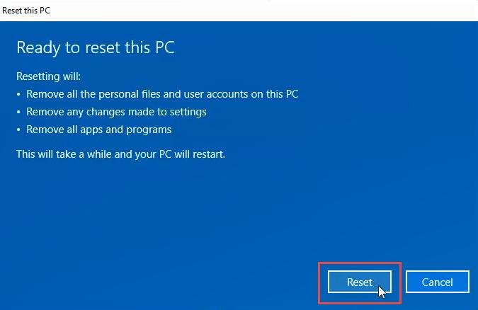 3 Ways to Wipe & Reinstall Windows 10