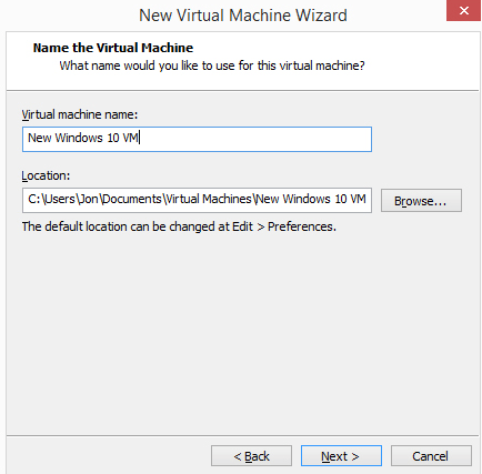 How to Install a New Operating System in VMware Workstation Pro