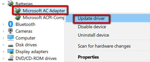 Laptop Plugged In, but Not Charging?