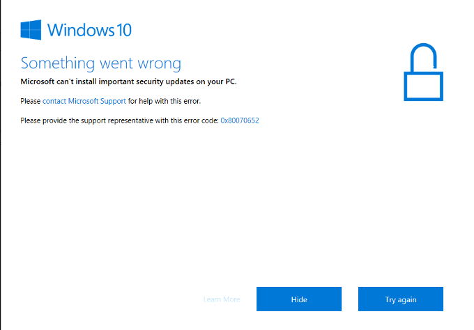 The Most Common Windows 10 Error Messages & How To Fix Them