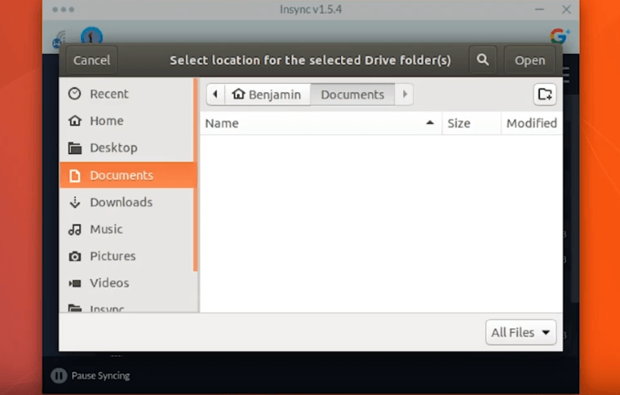How To Sync Ubuntu To Your Google Drive