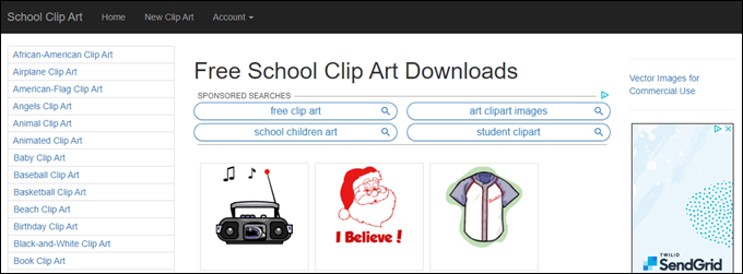 15 Best Websites For Free Clipart Downloads