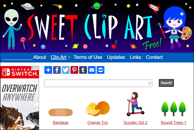 15 best websites for free clipart downloads  help desk geek